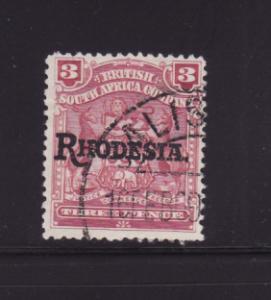 Rhodesia 86 U Coat of Arms (A)