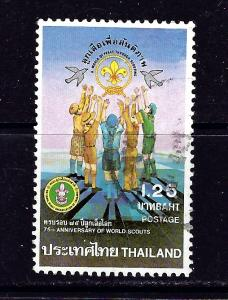 Thailand 982 Used 1982 issue