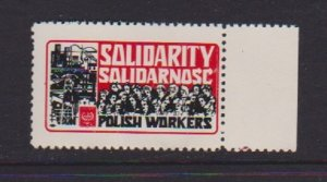 POLSKA CINDERELLA ON SOLIDARITY  LOT#C-138