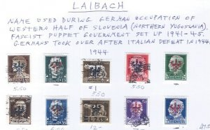 LAIBACH USED GROUP SCV $47.25 STARTS AT A VERY LOW PRICE!