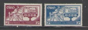 Ireland Sc 99-0 1937 Constitution stamps mint