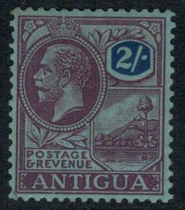 Antigua #54*  CV $12.00