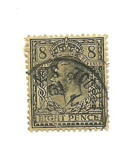 Great Britain Stamp SC#169
