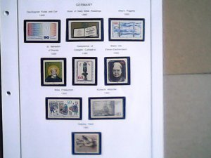 1980  Germany  MNH  full page auction