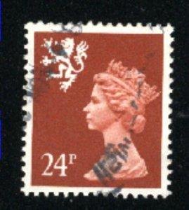Scotland SMH46  Used  1971-73 PD