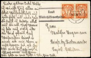 Danzig 1936 Germany Poland Cover Frohe Wehnachten Merry Christmas 84012