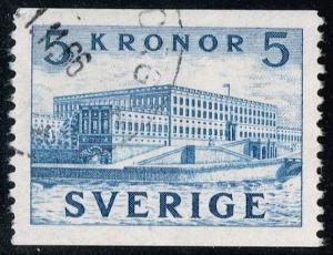 Sweden #537 Royal Palace; Used (0.25)