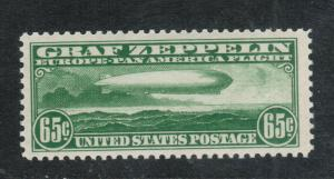 USA #C13 Extra Fine+ Never Hinged With Large Margins