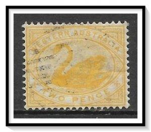 Western Australia #74 Swan Used