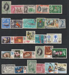 Fiji a small collection of mainly early Qe2