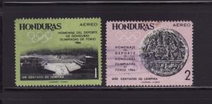 Honduras C336-C337 U Sports, Olympics (C)