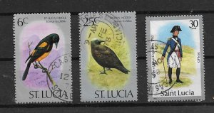 St. Lucia used