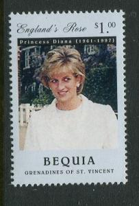 Bequia #301 MNH - Make Me A Reasonable Offer!