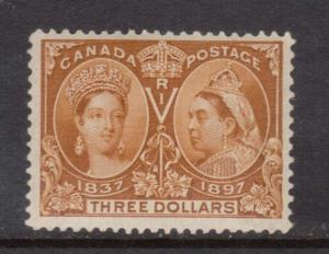 Canada #63 VF Mint **With Certificate**