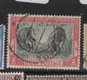 India Elephant SG 334 VFU (9dus)