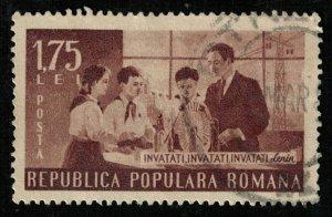 Romania, 1.75 LEI (T-9285)
