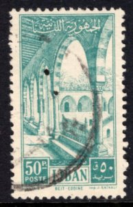 Lebanon 283 Used VF