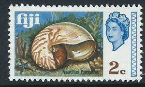 Fiji   QEII SG 392  MH