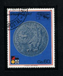 Paraguay #2222 used 1987   PD