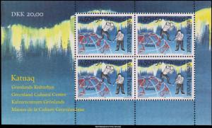 Greenland Scott B22a Mint never hinged.