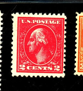 US #528B MINT Deep Color F-VFOG NH Cat$50