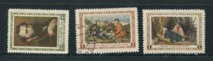 Russia #1805-7 Used