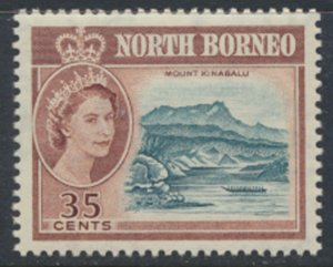 North Borneo  SG 400  SC# 289  MLH   see scans  and details