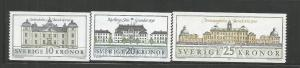 SWEDEN, 1874-1877,  MNH, PALACE TYPE OF 1990
