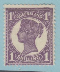 Queensland 121 Excellent État à Charnières Og N° Défauts Très Fine