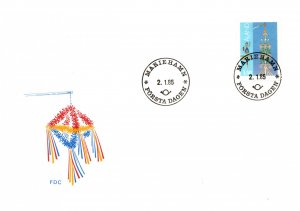 Aland, Worldwide First Day Cover