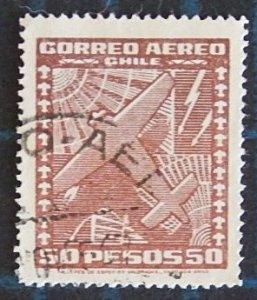 Chile, (2497-Т)