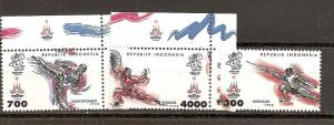 1787-1789 13th Asian Games CV$3