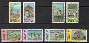 TOKELAU 1976 ISLAND LIFE