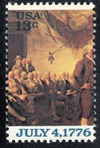 U.S. #1692 Declaration of Independence, MNH.