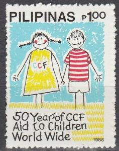 Philippine Is #1965 MNH  (S7513)