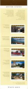 Canada - 2003 Tourist Attractions Booklet #BK270b