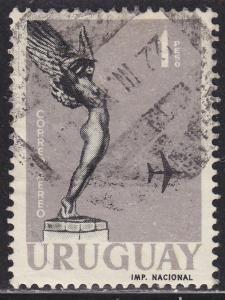 Uruguay C217 Flight 1966