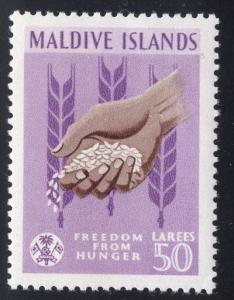 MALDIVE ISLANDS SCOTT 122