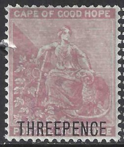 Cape of Good Hope 1880 SC 30 MNH SCV $290.00