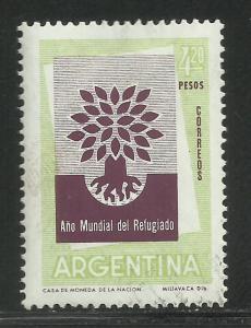 Argentina 1960 Scott# 711 Used