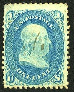 U.S. #63 Used