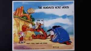 Disney - Micronesia 1998. ** MNH Block/1