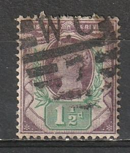 #112 Great Britain Used