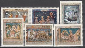 Romania #2142-7   MNHCV $2.95  (K1183L)