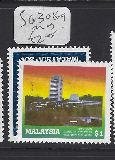 MALAYSIA   (PP0901B)     SG 308-9     MOG