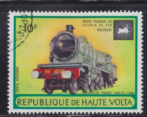Burkina Faso C154 Locomotives 1973
