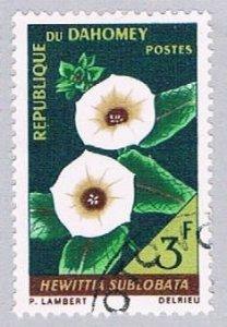 Dahomey Flowers - pickastamp (DP30R204)