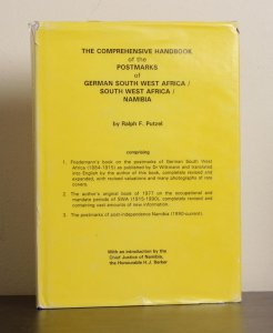 German SW Africa/SWA/Namibia: Comprehensive Pmk handbook by Putzel
