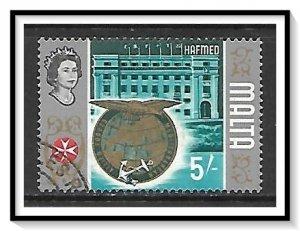 Malta #328 History Of Malta Used