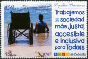 DOMINICAN REPUBLIC 1582 MNH Z177-1